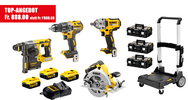DeWalt 18V-Set